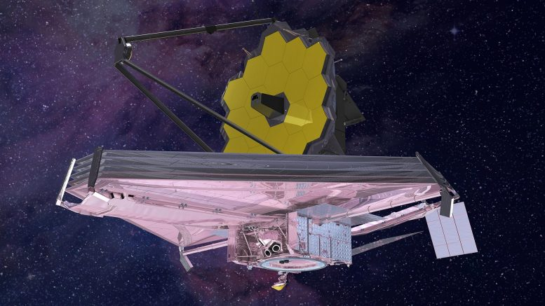 $10B Webb Space Telescope Completes Testing and Prepares for Trip to Europe's Spaceport