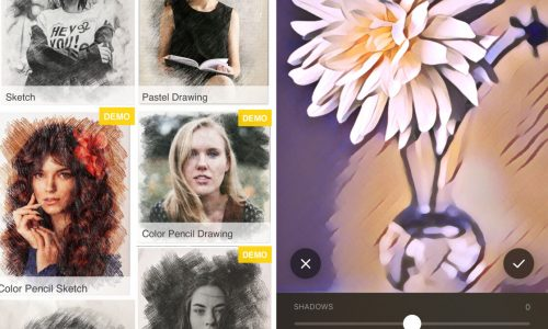 5 Best iPhone Apps That Turn Photos Into Drawings & Sketches