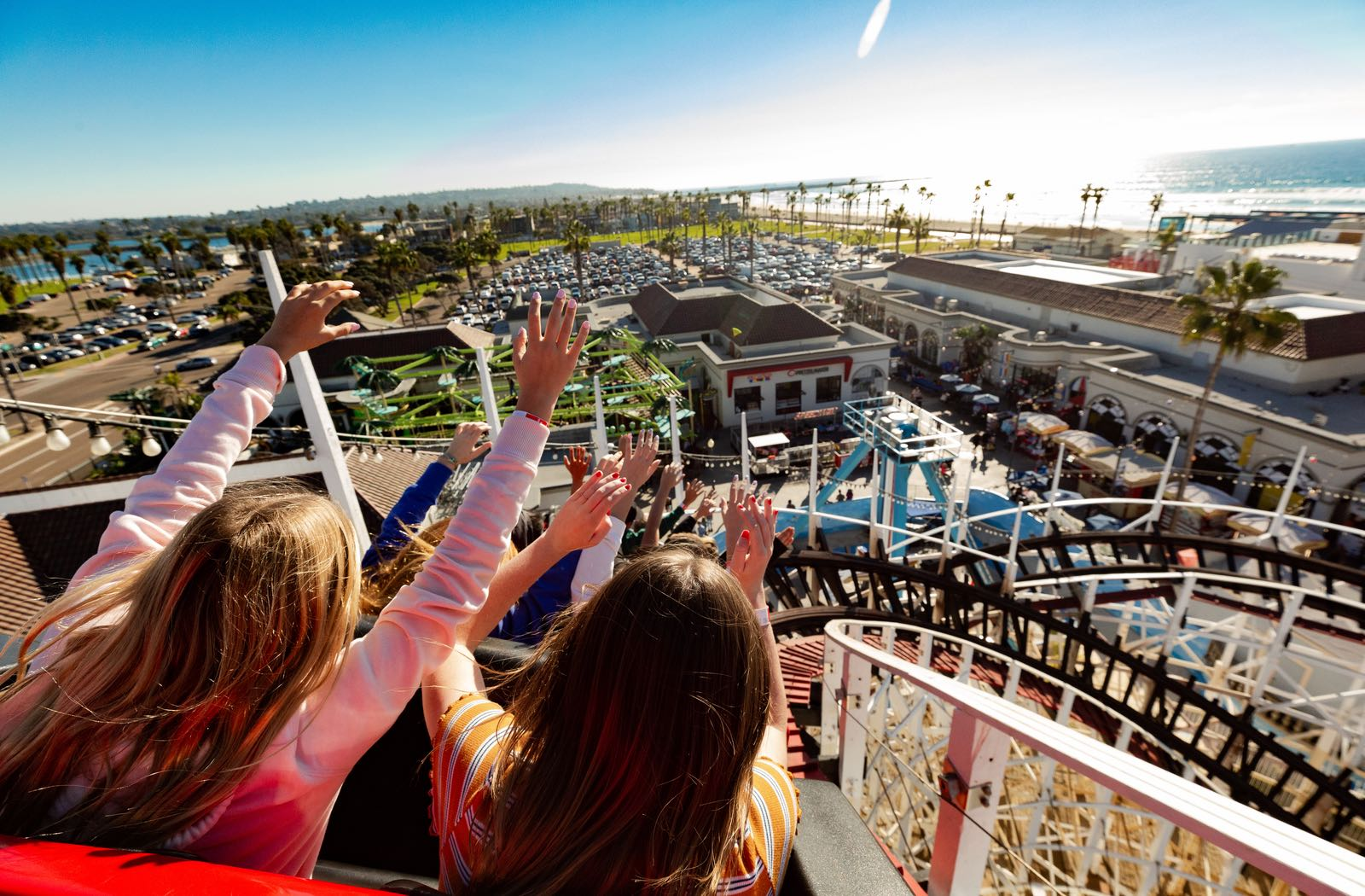 7 Can't Miss Rides and Roller Coasters in San Diego