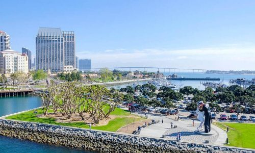 7 Things to Do Along San Diego's Waterfront Embarcadero