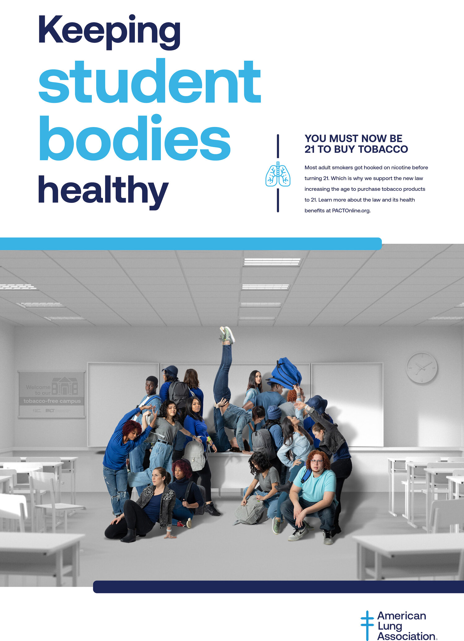 American Lung Association: Keeping Student Bodies Healthy