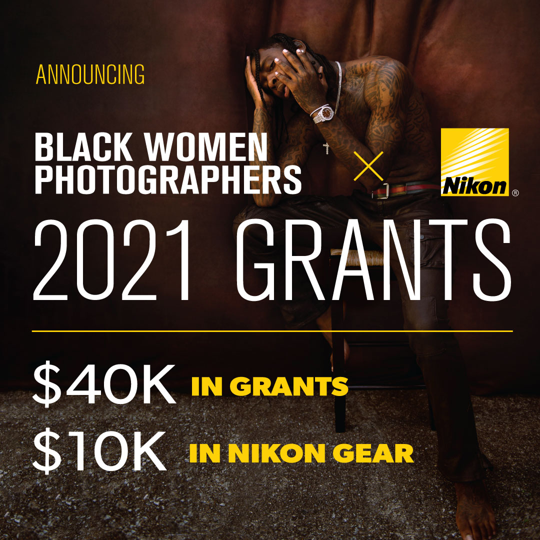 Black Women Photographers and Nikon Announce $40,000 in Grants