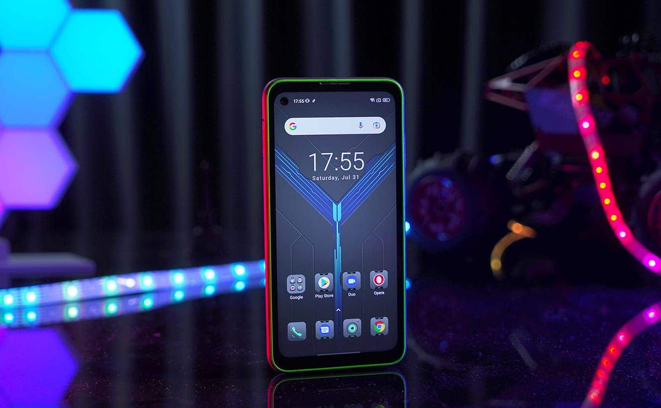 Blackview BL5000: The Best 5G Rugged Gaming Smartphone for Furious Gamers
