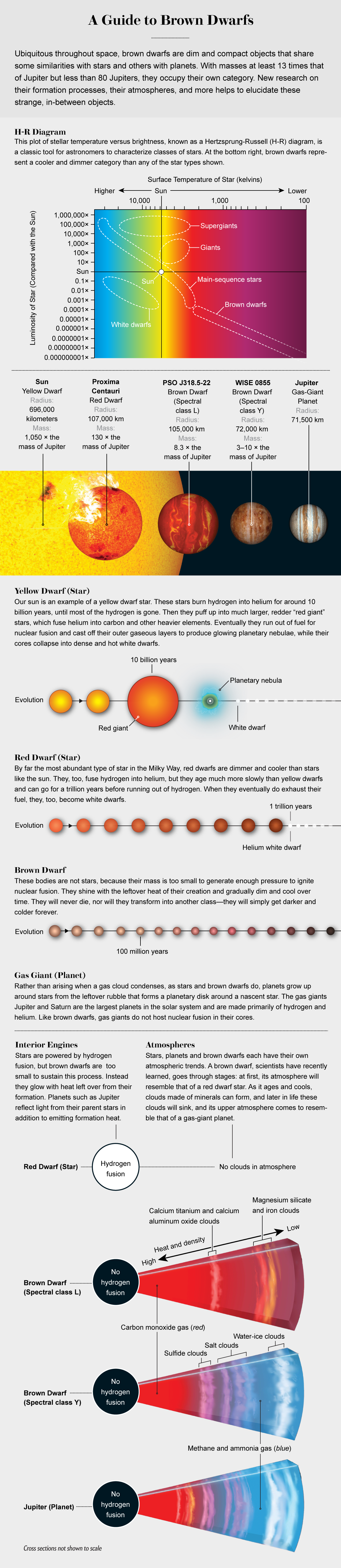 Brown Dwarfs Could Reveal Secrets of Planet and Star Formation