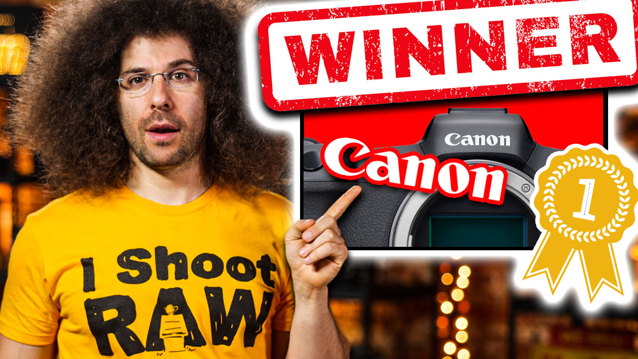 Canon CRUSHED Sony & Nikon…here's PROOF?!