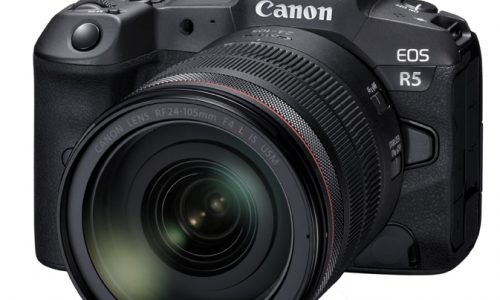 Canon EOS R5 Coming in 2020