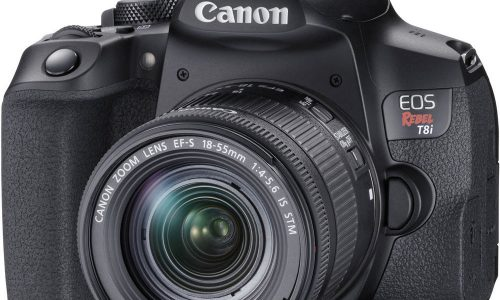 Canon Rebel T8i Unveiled