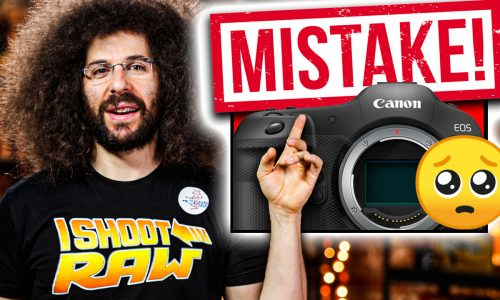 CANON's HUGE MISTAKE?!