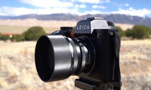 Exploring the L-Mount Alliance with SIGMA Lenses and Leica SL2 Camera