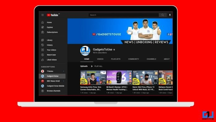 How to Enable YouTube Dark Mode on Web, Android and iOS