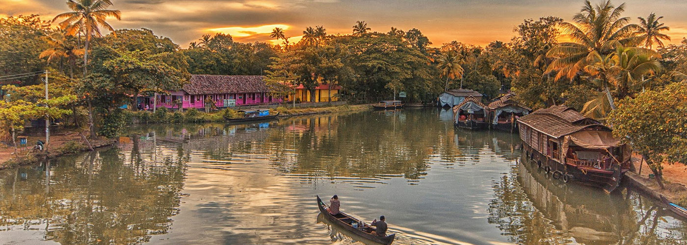 How To Get From Thekkady To Alleppey By Air, Train & Road