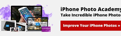 How To Get Perfect Light In Your iPhone Landscape Photos [Video Tutorial]