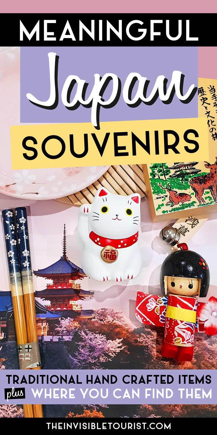 Meaningful Souvenirs From Japan You Can't Return Home Without