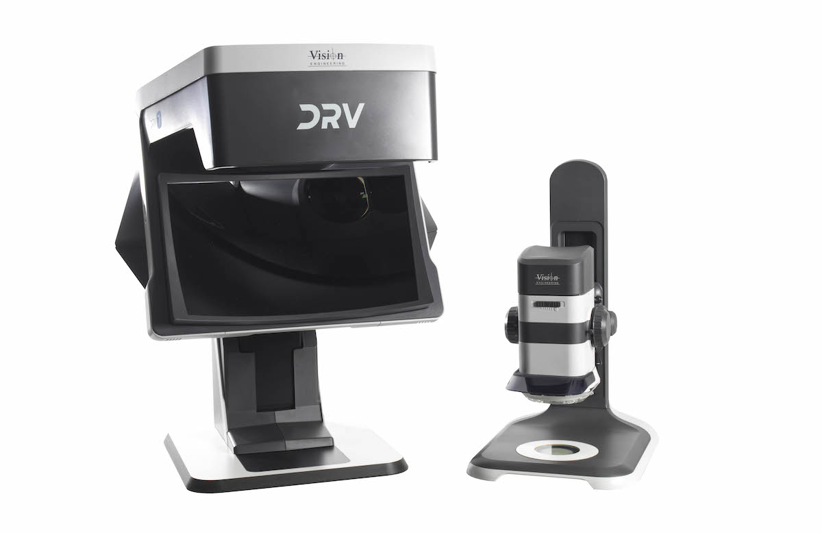 New digital stereo system expands optical microscope capability