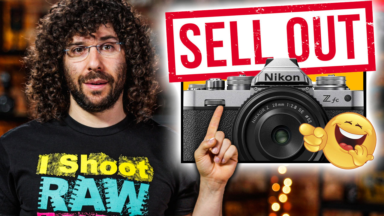 NIKON SELLS OUT?! Sony DELAYED…AGAIN!