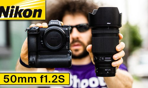 Nikon Z 50 f1.2 Review: AMAZING Lens…On A FAILED Focus System?!
