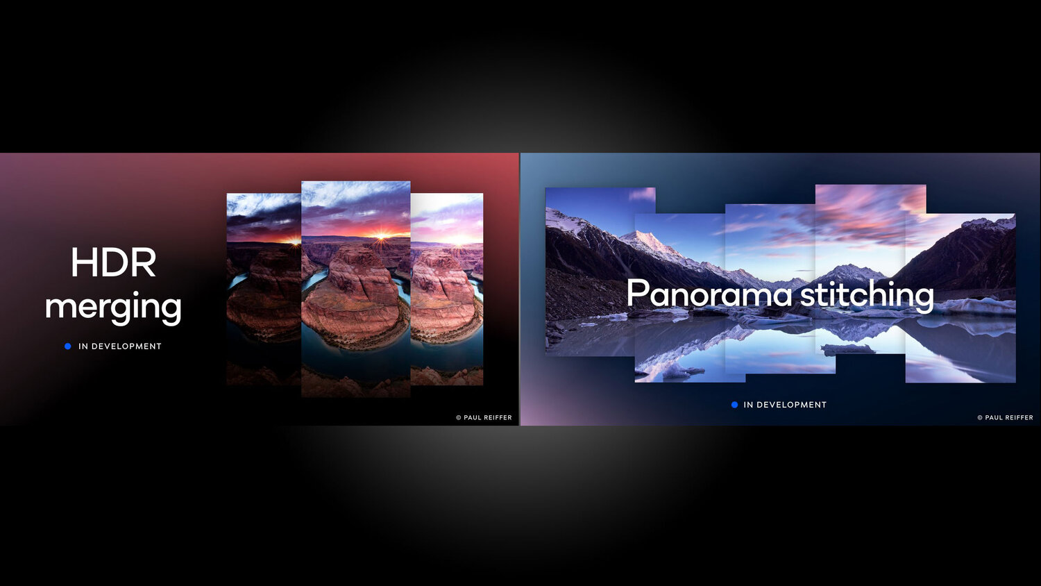 Panorama and HDR Merging coming to Capture One in December