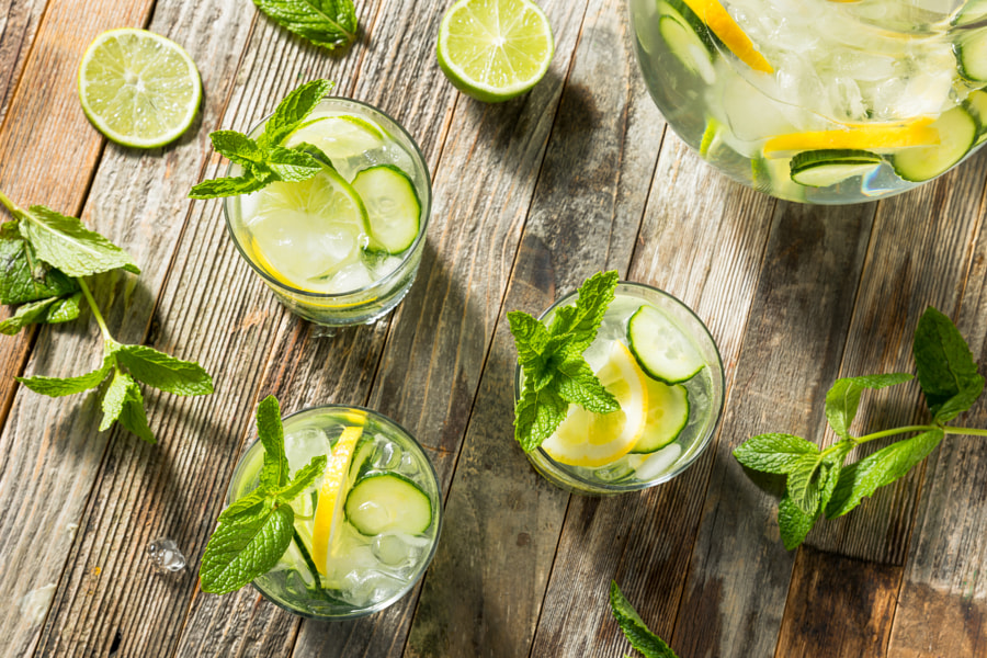 Refresh your Licensing portfolio with on-trend beverage photography