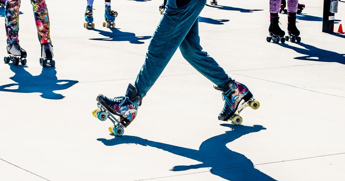 Roll Your Way to These San Diego Roller Skating Spots