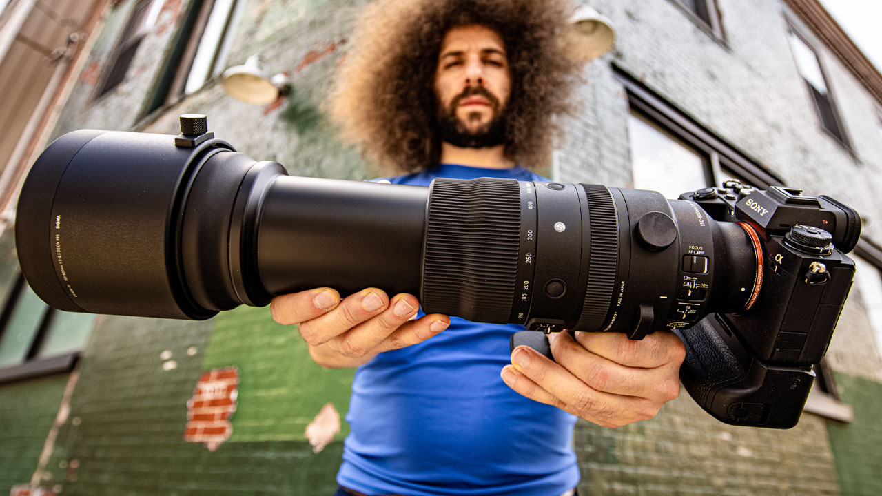 Sigma 150-600 Sport REVIEW vs Sony 200-600 | The Best Wildlife / Sports Lens for Under $2,000?