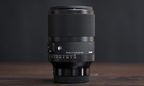 SIGMA 35mm F1.4 DG DN Art Lens: The Essential Prime for Mirrorless
