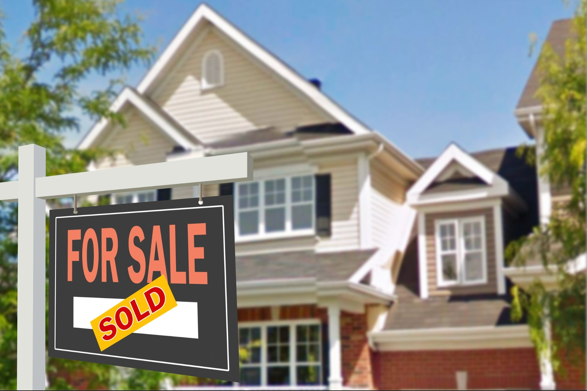 Single-Family Home Prices Soar by 23 Percent, Sharpest Rise on Record