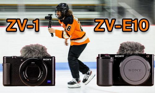 Sony ZV-E10 REVIEW (vs Sony ZV-1) Cheap Feeling Budget Camera with Issues?