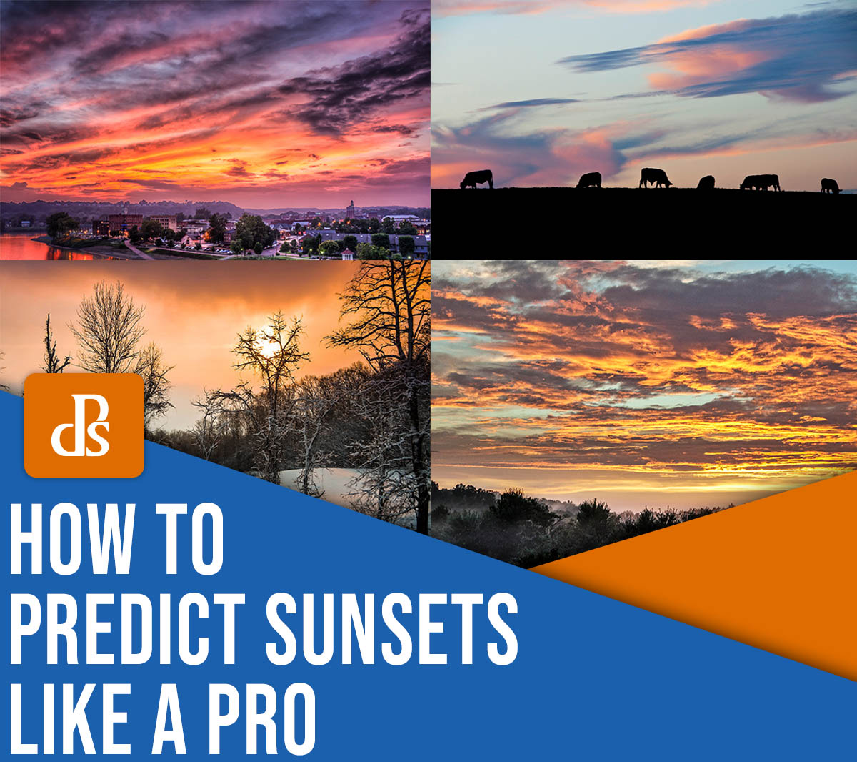 Sunset Predictor: How to Predict Dramatic Sunsets Like a Pro
