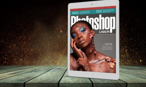 The August 2021 Issue of Photoshop User Is Now Available!