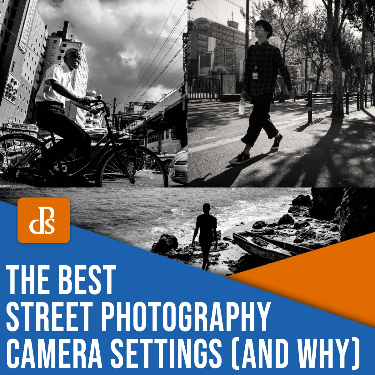 The Best Street Photography Settings (And Why)