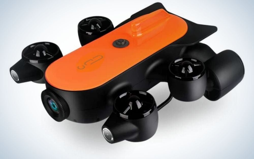 The best underwater drones for divers, photographers, and explorers