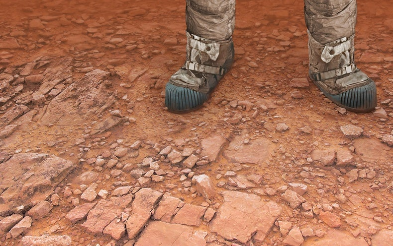 The Ethics of Sending Humans to Mars