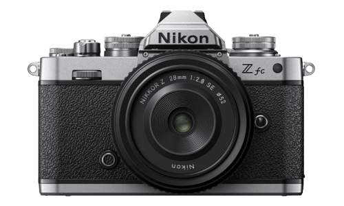 The Nikon Z fc: Capture Your Iconic Moments In Vintage Style