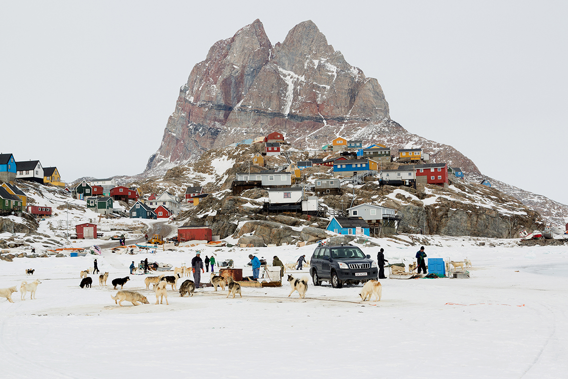 The Secrets of Life in Remote Greenlandic Towns