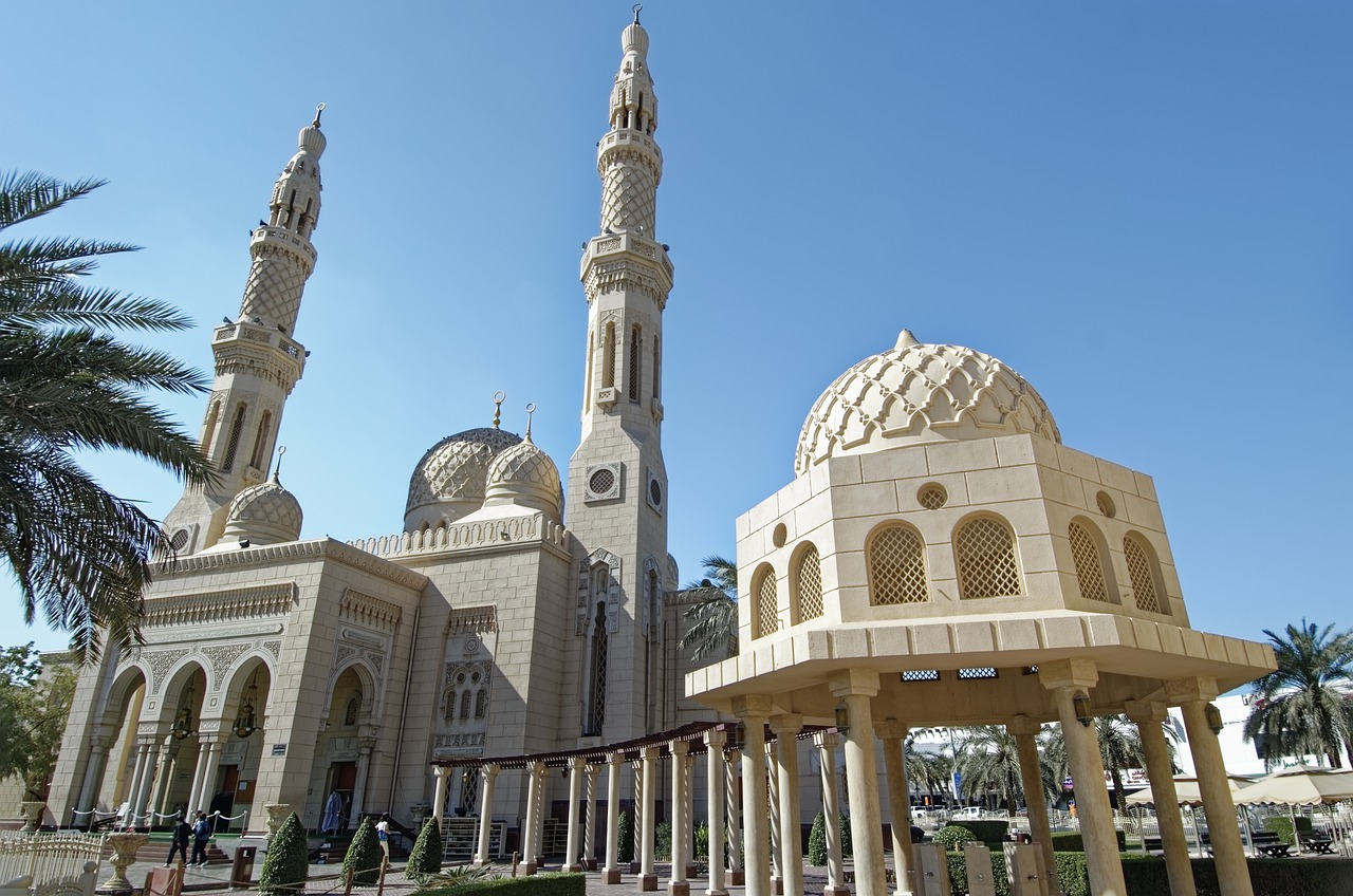Things to Know about Dubai's Jumeirah Mosque