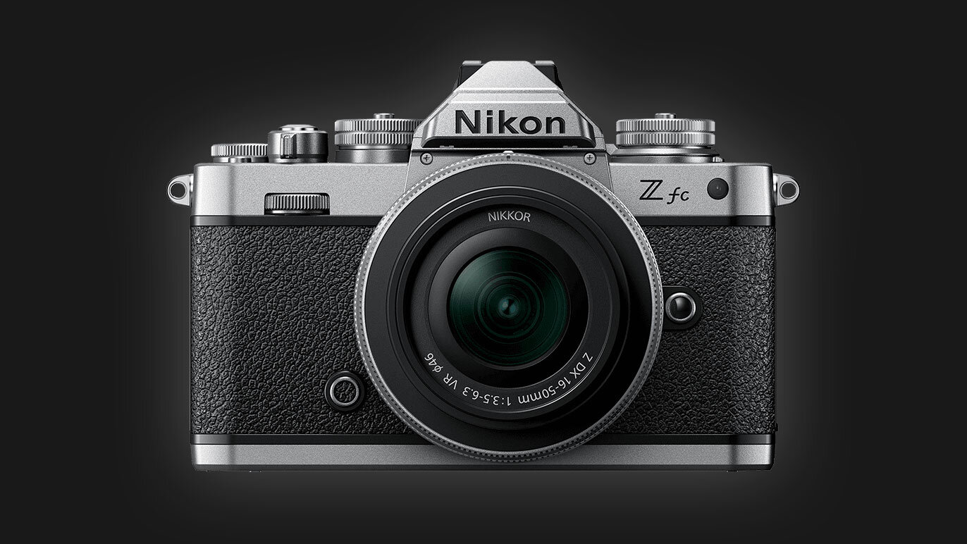 Thoughts on the new Nikon Zfc