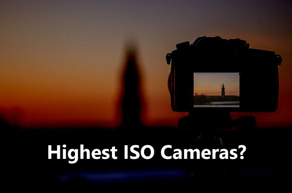 What is the Highest ISO Camera? High ISO Explained and Cameras Compared