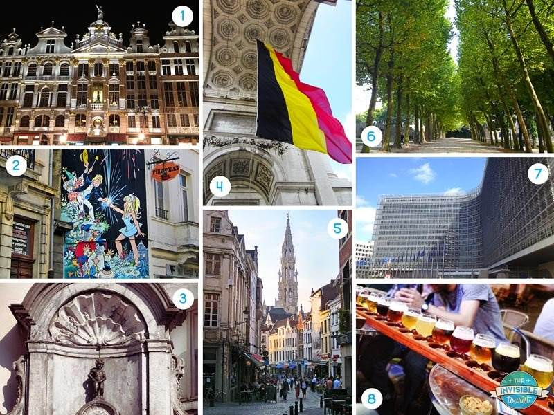 What to See in Brussels: 15 Impressive Attractions Besides the Grand Place
