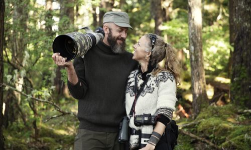 What You Love You Will Protect: Life-Affirming Story Of Uri Løvevild Golman