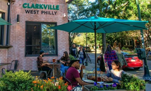 Where to Eat Outside in Philly Right Now
