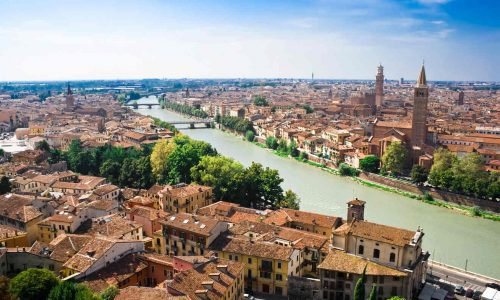 Where to Stay in Verona – 6 Beautiful Areas and the Top Accommodation Options