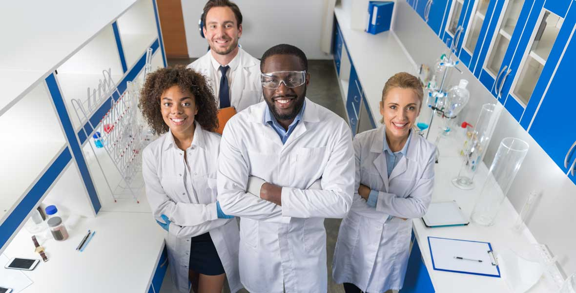 Why is Diversity Key to Innovation in Life Sciences?