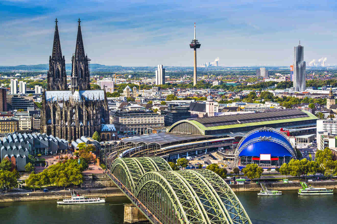 Your Ultimate Neighborhood Guide for Where to Stay in Cologne (+the Best Hotels)