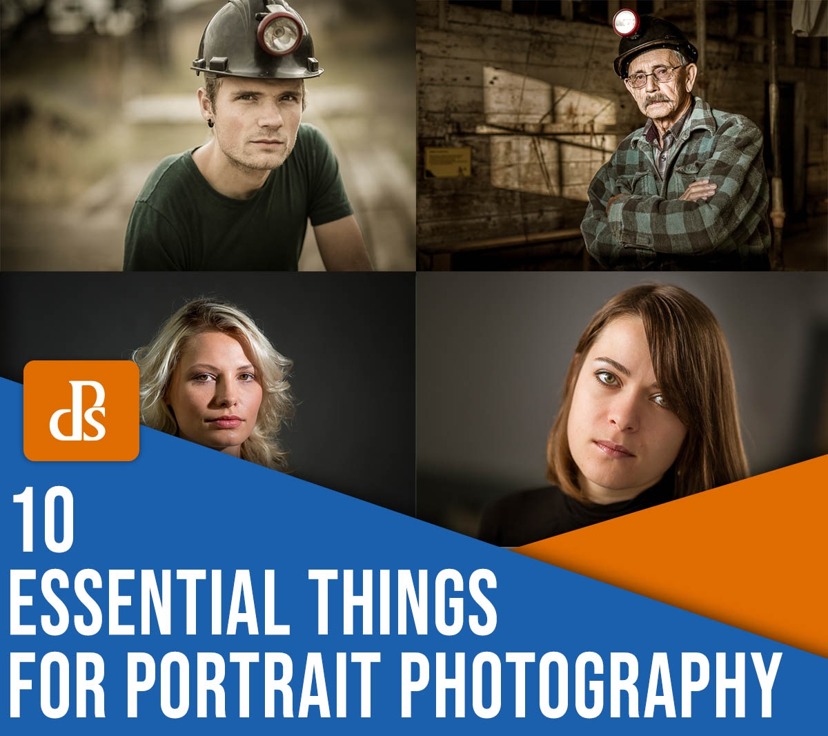 10 Essential Things to Think About for Portrait Photography