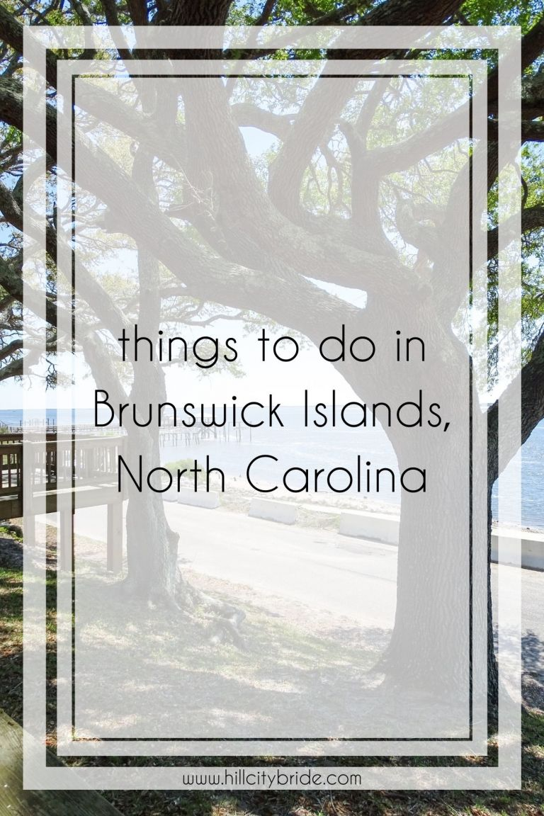 10 Things to Do in Brunswick Islands NC to Guarantee a Great Time