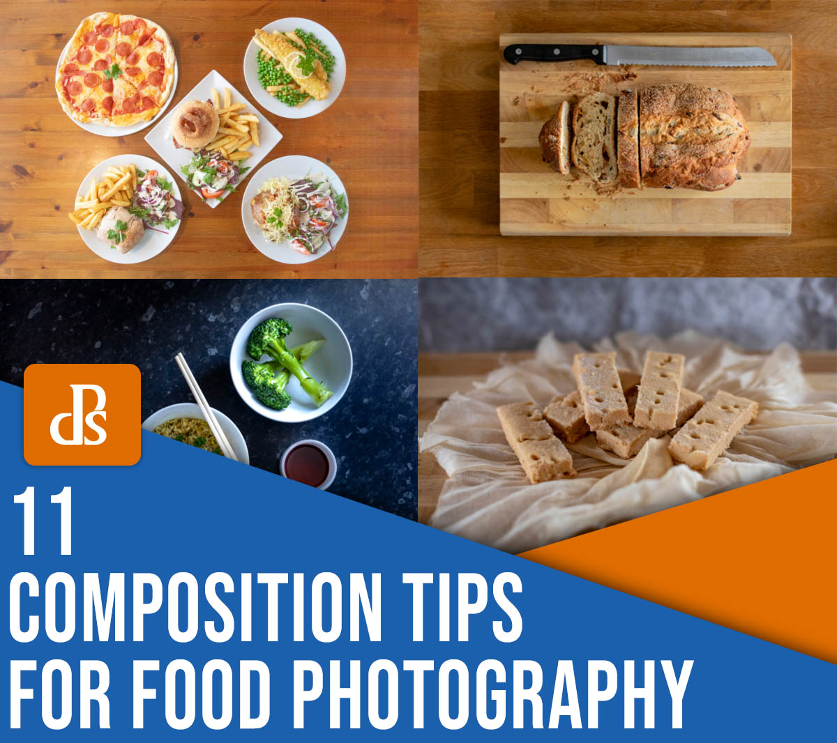 11 Food Photography Composition Tips (for Mouthwatering Results)