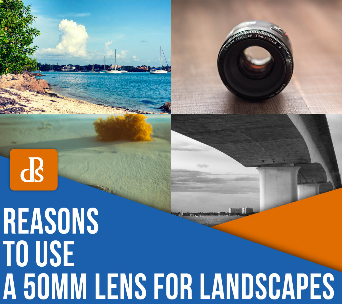 5 Reasons to Use a 50mm Lens for Landscape Photography