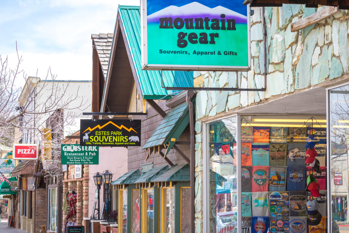 A Visitor's Guide to Downtown Estes Park