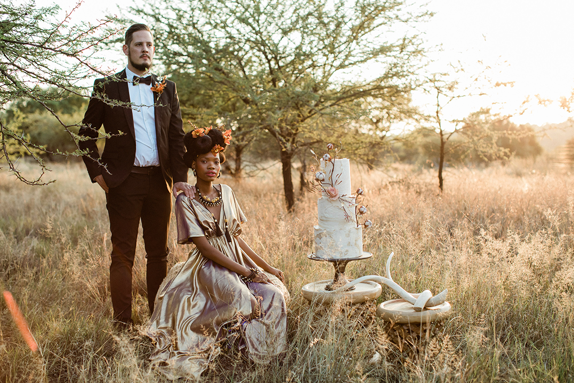Best Of BM: Our Favorite African Wedding Inspiration