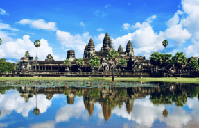 Cambodia aims to welcome vaccinated foreigners by November